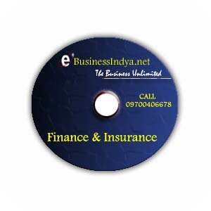 Indian Finance and Insurance Directory CD