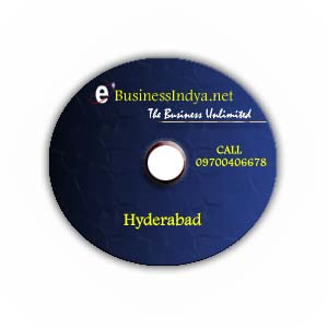 Hyderabad Database CD