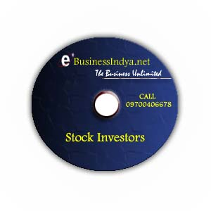 Indian Stock Investors Traders CD